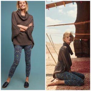 Anthropologie Pilcro Corduroy Skinny Jeans